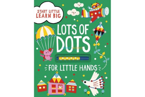Lots of Dots for Little Hands Wipe Clean 9781474814393 (1)