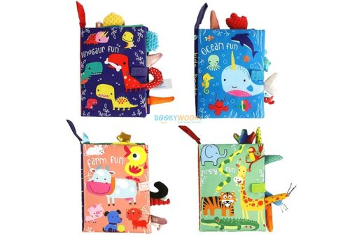 Ocean Fun Cloth Book (2)