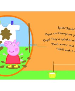 PEPPA PIG PEPPAS WASHING DAY 1PEPPA PIG PEPPAS WASHING DAY 1