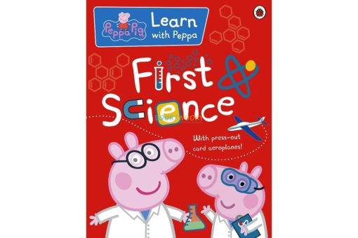 Peppa First Science 9780241294635 cover