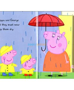 Peppa Pig George Catches a cold 1