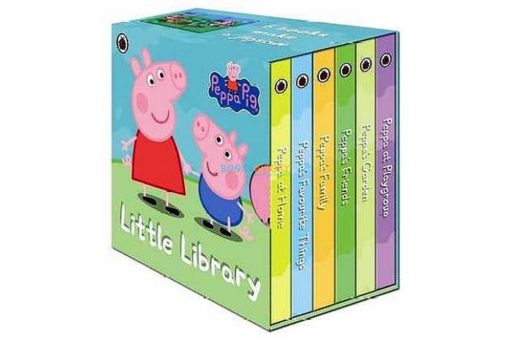 Peppa Pig Little Library 1