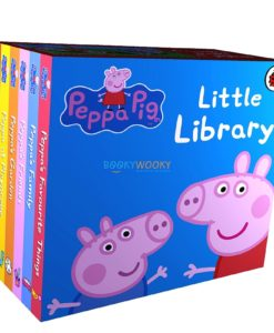 Peppa Pig Little Library 9781409303183 cover