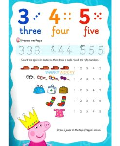 Peppa Pig Wipe-Clean Counting 1
