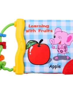 Rattle Book - Learning with Fruits (1)