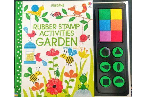Rubber Stamp Activities Garden 1