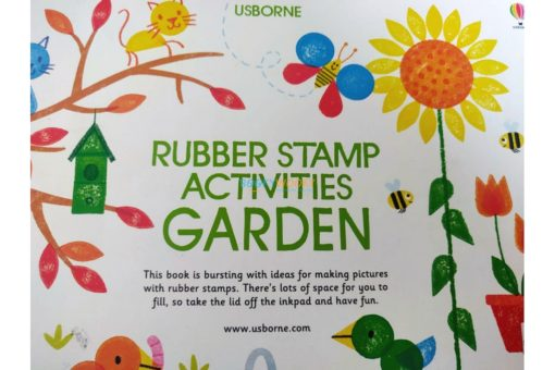 Rubber Stamp Activities Garden 8