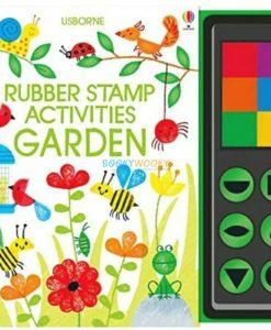 Rubber Stamp Activities Garden 9781474942768 cover