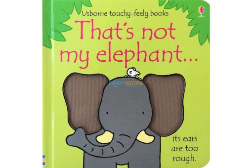 That's Not My Elephant 9781409536406 cover