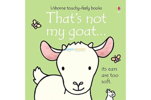 That's Not My Goat 9781409570530 cover