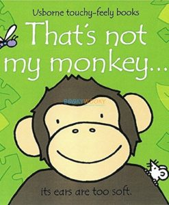 That's Not My Monkey 9780746093368 Cover