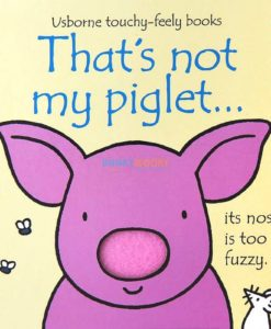That's Not My Piglet 9781409570523 cover
