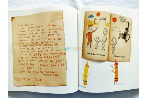 The Day the Crayons Quit (5)