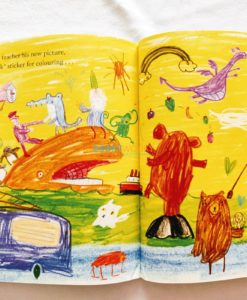 The Day the Crayons Quit (6)