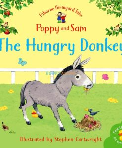 The Hungry Donkey 9780746063088 (1)