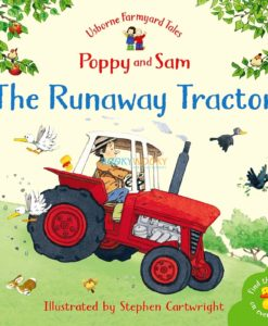 The Runaway Tractor 9780746063057 (1)
