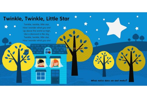 Twinkle Twinkle Little Star Ladybird Touch and Feel Rhymes 2