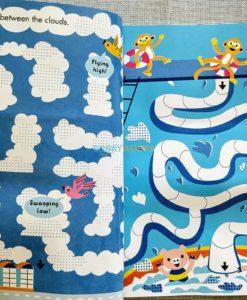Twisty Mazes for Little Hands Wipe Clean (4)