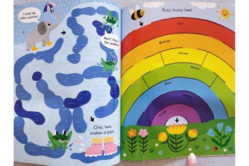 Twisty Mazes for Little Hands Wipe Clean (6)