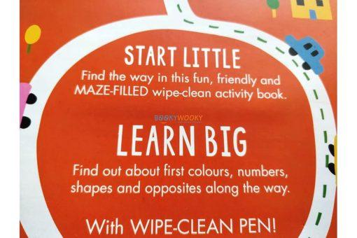 Twisty Mazes for Little Hands Wipe Clean (8)