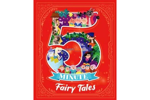 5 Minute Fairy Tales 9781787724709 cover