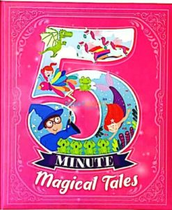 5 Minute Magical Tales 9781787720374 cover