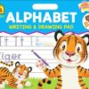 Alphabet Writing & Drawing Pad {School Zone} 9781488913044 cover