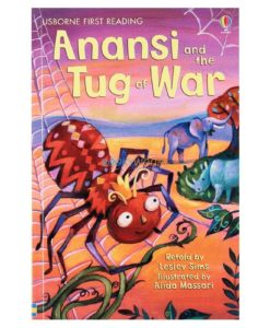 Anansi and the Tug of War cover