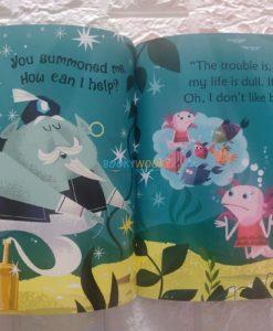 Axolotl Finds a Bottle- Usborne Phonics Readers (2)