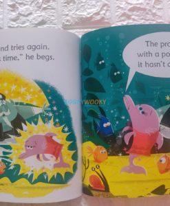 Axolotl Finds a Bottle- Usborne Phonics Readers (3)