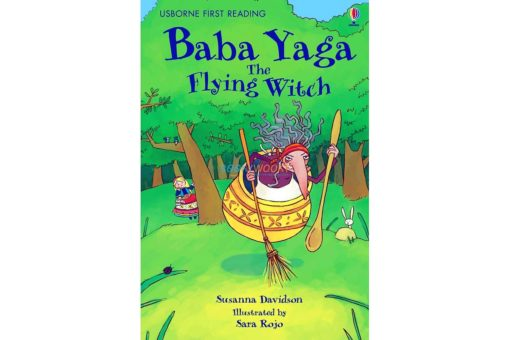 Baba Yaga the Flying Witch 9780746093122 (1)