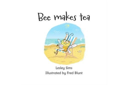 Bee Makes Tea- Usborne Phonics Readers (1)