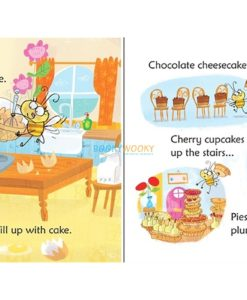 Bee Makes Tea- Usborne Phonics Readers (3)
