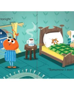 Bug in a Rug- Usborne Phonics Readers 1
