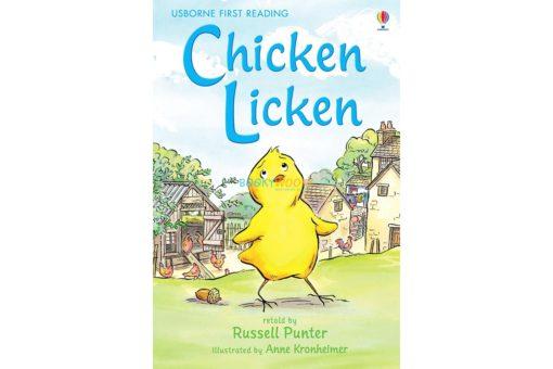 Chicken Licken 9780746091449 (1)