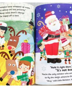 Christmas Paperback Storybooks 3 Titles - Little Reindeer Saves Christmas 3