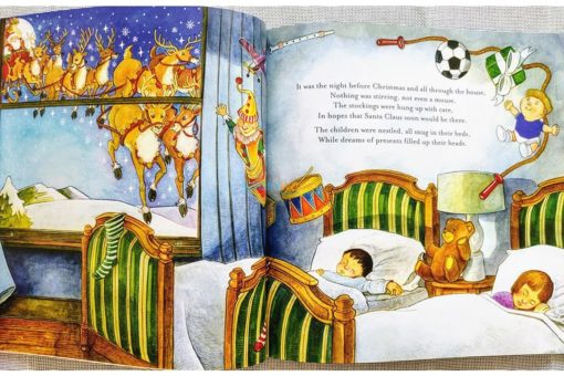 Christmas Paperback Storybooks 3 Titles - The Night Before Christmas 2