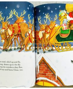 Christmas Paperback Storybooks 3 Titles - The Night Before Christmas 3