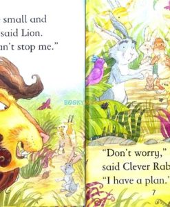 Clever Rabbit And The Lion 1