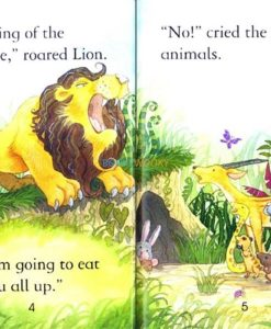 Clever Rabbit And The Lion 2