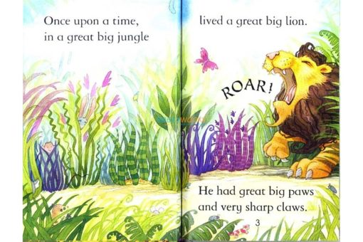 Clever Rabbit And The Lion 3