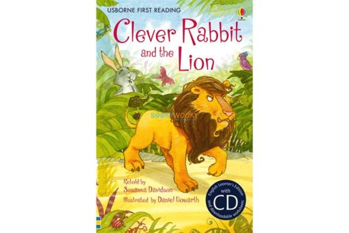 Clever Rabbit And The Lion 9780746091289 cover
