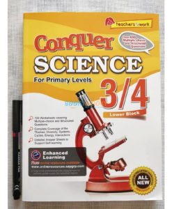 Conquer Science for Primary Levels 3-4 (2)