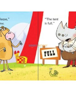 Cow Takes A Bow- Phonics Readers (1)