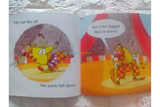 Cow Takes A Bow- Phonics Readers (2)