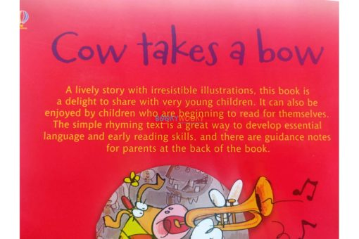 Cow Takes A Bow- Phonics Readers (3)