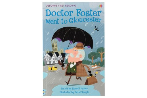 Doctor Foster Went To Gloucester cover