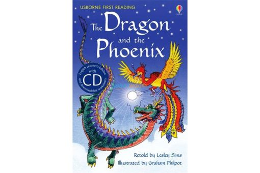 Dragon And The Phoenix 9780746091326 cover