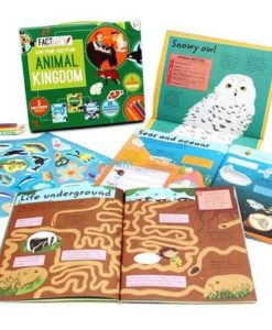 Factivity On The Go Fun - Animal Kingdom 2