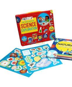 Factivity On The Go Fun - Science Exploration 3